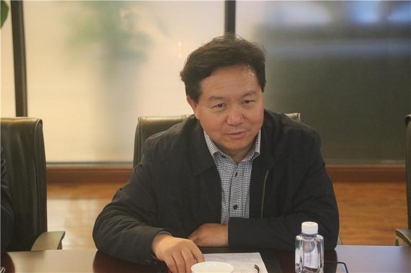 中铁物资集团到川威交流座谈