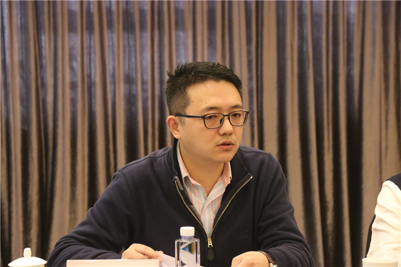 四川省科技协同创新促进会领导到访川威交流洽谈